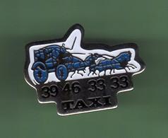 TAXIS *** N°7 *** (GC1) - Transport Und Verkehr