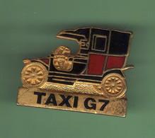 TAXIS *** N°8 *** TAXI G7 *** (GC1) - Transport Und Verkehr