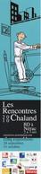 Marque Page Chaland Bob Fish Freddy Lombard Spirou 2010 - Books, Magazines, Comics