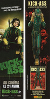 Marque Page Kick Ass Mark Millar Et John Romita - Books, Magazines, Comics