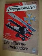 """1 Heft Fliegergeschichten """" Band 147  """"Der Silberne Dreidecker 1959 - Boeken, Tijdschriften & Catalogi"""