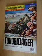 """1 Heft """"Soldatengeschichten"""" Aus Aller Welt.Tundrajäger  Band 46 - Boeken, Tijdschriften & Catalogi"""