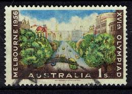 Australien / Australia -  Mi-Nr 268 Gestempelt / Used (H747) - Eisenbahnen