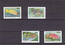 Maldivas Nº 1195 Al 1198 - Maldivas (1965-...)