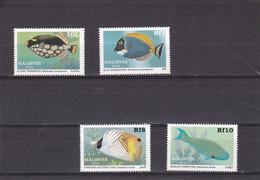 Maldivas Nº 1203 Al 1206 - Maldivas (1965-...)