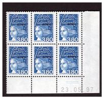 Coin Daté 23.5.97. - Unused Stamps