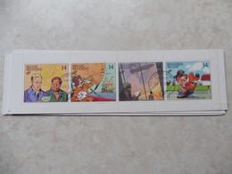 Timbre Belgique / Belgie En Oblitéré Carnet Bd / Boekje 22 Gestempelt - Booklets 1953-....