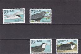 Maldivas Nº 1267 Al 1270 - Maldivas (1965-...)