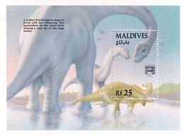 Maldivas Hb 256 - Maldivas (1965-...)