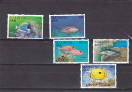 Maldivas Nº 1488 Al 1492 - Maldivas (1965-...)