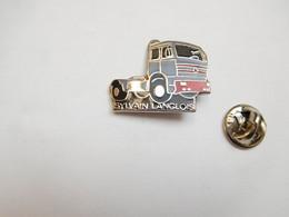 Beau Pin's En EGF , Transport Camion Renault , Transports Sylvain Langlois - Transport Und Verkehr