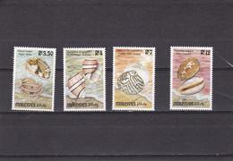 Maldivas Nº 1692 Al 1695 - Maldivas (1965-...)
