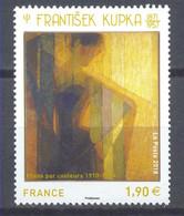 Año 2018  Nº 5206 Frantisek Kupka - Ungebraucht