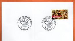 MAURY N° 3582 TOITS DE BOURGOGNE  20 BASTIA Lettre Entière N° RS 383 - 1961-....