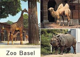 Bâle - Zoo - Multivues - BS Basle-Town