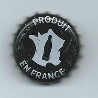 V 8 - CAPSULE COCA COLA - PRODUIT EN FRANCE (NOIRE) - Other