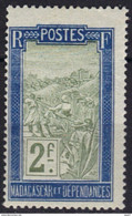 Madagascar N° 109 * - Unused Stamps