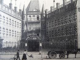 CPA Saint Brieuc L'hotel D'Angleterre (détruit Aujourd'hui) 1908 - Saint-Brieuc