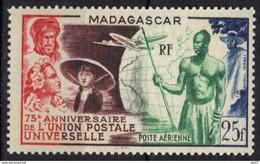 Madagascar Poste Aérienne N° 72 ** - Aéreo