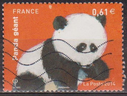 Nature, Animaux Sauvages - FRANCE - Ours: Panda Géant, Polaire - N° 4843 - 2014 - Oblitérés