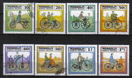 Mongolia 1982 Bicycles Y.T. 1165/1172 (0) - Mongolia
