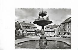La Place Et La Fontaine - Saint Hippolyte