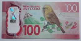 Nuova Zelanda 100 Dollari 2015 FDS - New Zealand 100 Dollars UNC - New Zealand