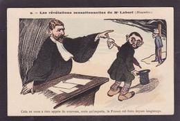 CPA Judaïca Affaire Dreyfus Avocat Justice Juif Judaïsme Non Circulé - Jodendom