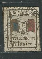 NOUVELLE-CALEDONIE  FRANCHISE MILITAIRE OB TB 2 - Timbres-taxe