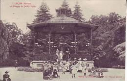 85 LUCON - (hyper Animé) Le Kiosque Du Jardin Public - Gouraud - D3 300a Re - Lucon