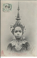 ASIE : VIET-NAM : Cambodge, Phnom-Penh, Pum, Une Des Premières Danseuses De S. M. Sisowath - Vietnam