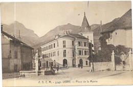 UGINE : PLACE DE LA MAIRIE - Ugine