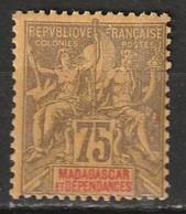 Madagascar N° 39 ** - Ungebraucht
