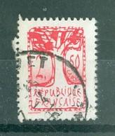 FRANCE - N° 2772 Oblitéré - Bicentenaire De La Proclamation De La République. Oeuvre D'Ale-chinsky. - Gebruikt