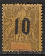 Madagascar N° 114 * - Nuovi