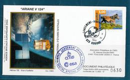 ESPACE - ARIANE Vol Du 1999/12 V124 - CNES - 1 Satellite HELIOS 1B - Europa