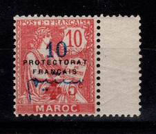 Maroc - YV 55 N** Gomme Legerement Coloniale - Marokko (1891-1956)