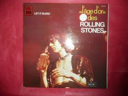 LP33 N°6138 - L' AGE D' OR DES ROLLING STONES -  VOL.8 - 278022  - VOILA LE GATEAU TOUJOURS MADE IN LONDON COMME TOUS - Rock