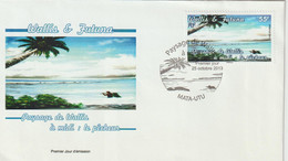 FDC 2013 Paysages 801 - FDC