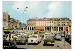 CPSM 78 ST-GERMAIN-EN-LAYE LA PLACE DU MARCHE - St. Germain En Laye (Castillo)