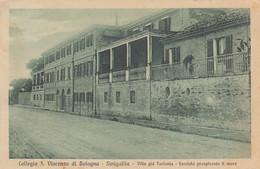 Marche  - Ancona - Senigallia  - Collegio S. Vincenzo Di Bologna  - F. Piccolo - Viagg -  Bella  Insolita - Senigallia