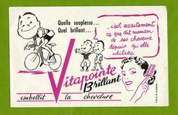 BUVARD  : Vitapointe Brillant Courreur Cycliste - Parfums & Beauté