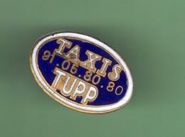 TAXIS *** N°12 *** TUPP *** (GC1) - Transport Und Verkehr