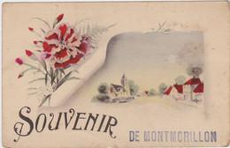 86 -  Souvenir De MONTMORILLON - Montmorillon
