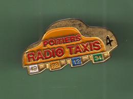 TAXIS *** N°14 *** POITIERS *** (GC1) - Transport Und Verkehr