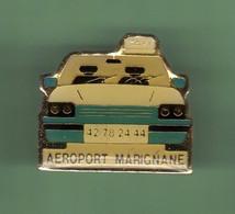 TAXIS *** N°16 *** AEROPORT MARIGNANE *** (GC1) - Transport Und Verkehr