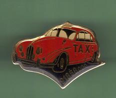 TAXIS *** N°19 *** ROUGE *** (GC1) - Transport Und Verkehr