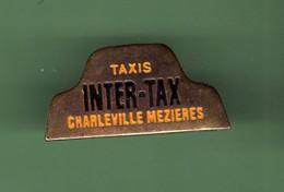 TAXIS *** N°22 *** INTER-TAX *** CHARLEVILLE MEZIERES *** (GC1) - Transport Und Verkehr