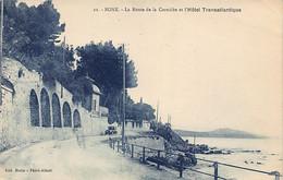 BONE Annaba - Hôtel Transatlantique Et Route De La Corniche - Annaba (Bône)