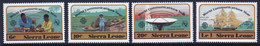 Sierra Leone 1983  Set Of Stamps Issued To Celebrate World Communication Year. - Sierra Leone (1961-...)